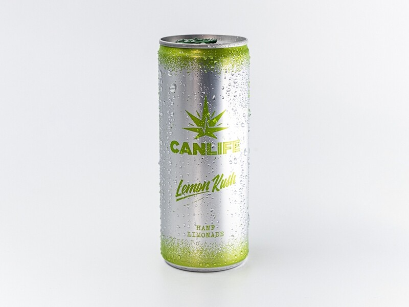 Canlife Dose - Lemon Kush