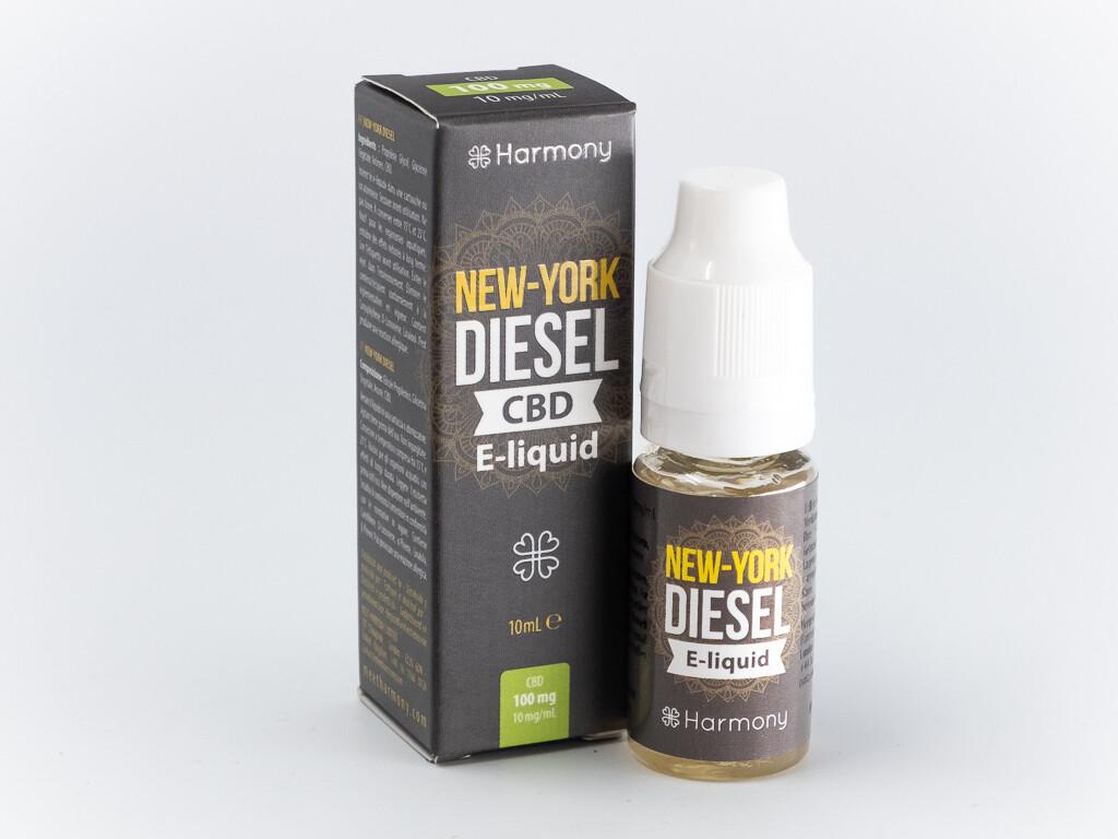 Harmony New York Diesel 100mg und 300 mg CBD