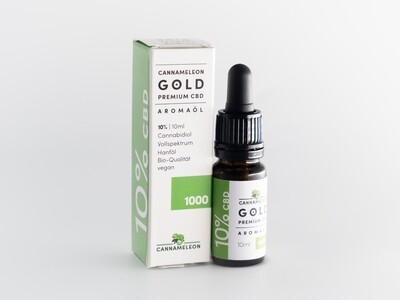 Cannameleon Gold - CBD Öl 10%