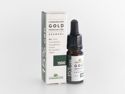 Cannameleon Gold - CBD Öl 15%