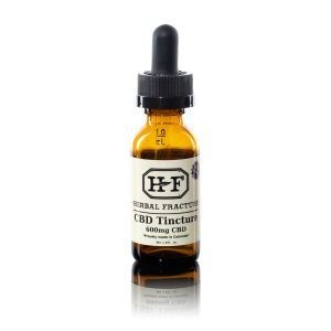 600mg Full Spectrum CO2 Tincture (Natural Flavor)