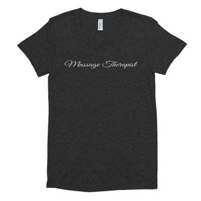Massage Therapist 1 - Women's Crew Neck T-shirt