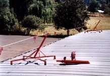 SPEEDSTAND for METAL ROOFS