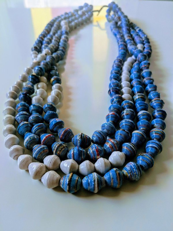 Paperbead Handmade Necklace