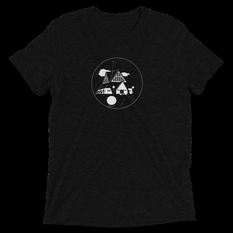 Shrine for Wandering Disciples- T-shirt