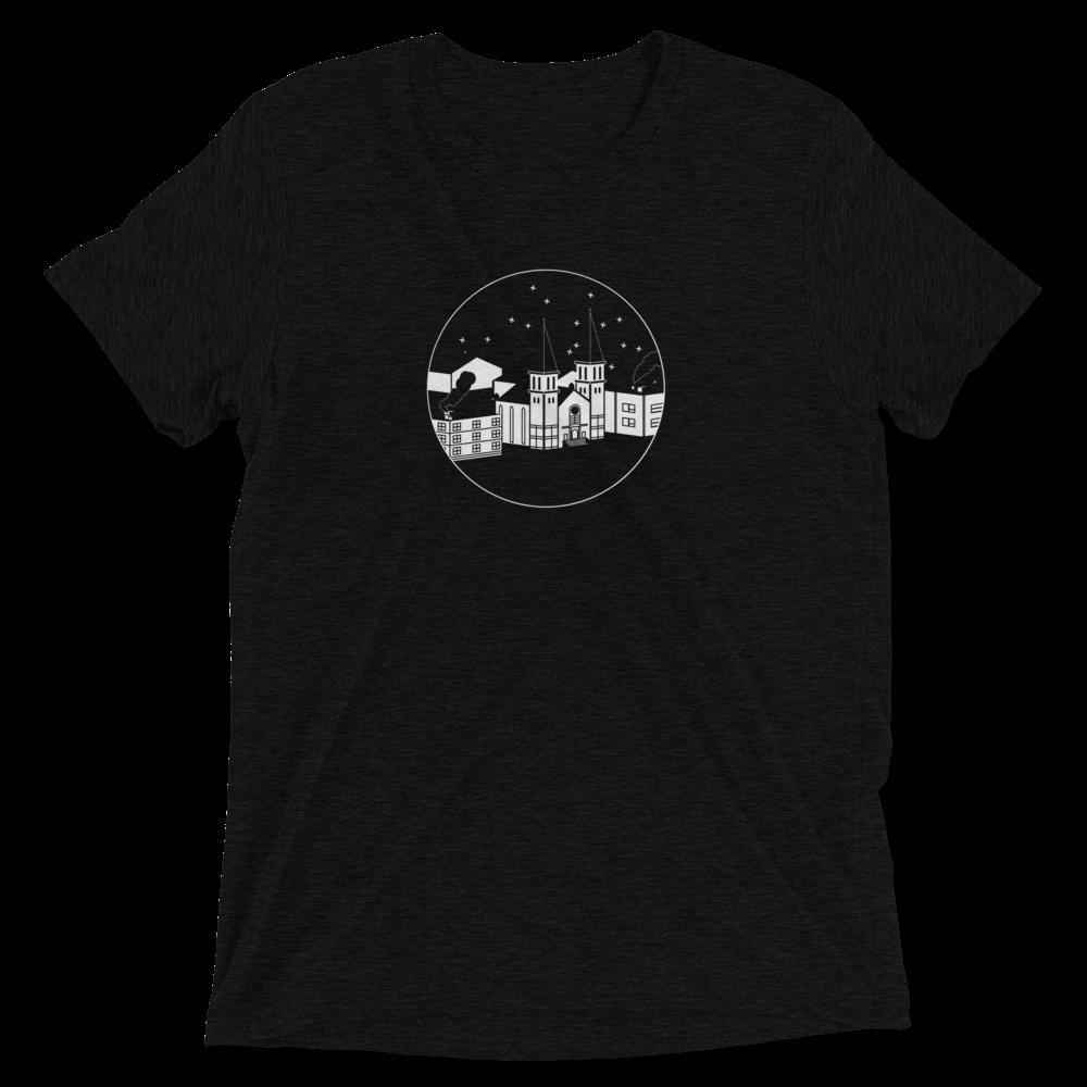 Smoke, Wind, Darkness - T-shirt