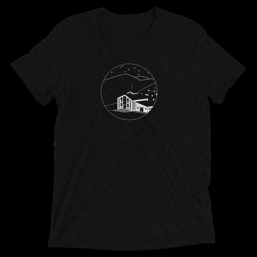 Sask Valley When Dark - T-shirt