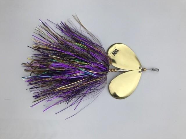 Double #10 Bucktail