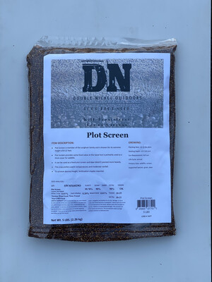 Plot Screen Seed 5lbs