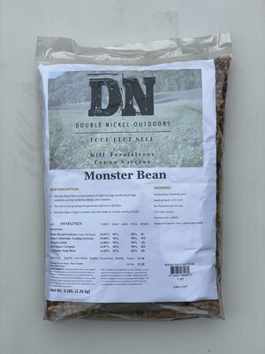 Monster Bean Seed 25lb Bag