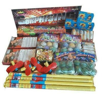 Junior Assortiment