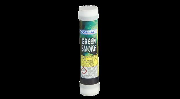 Groene Rookstaaf met Strijkkop