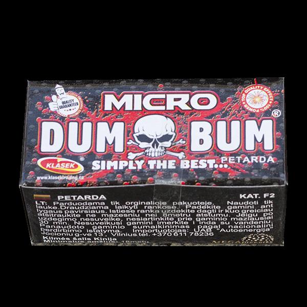 Micro Dum Bum