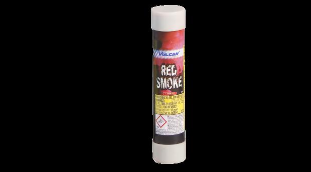 Rode Rookstaaf met Strijkkop