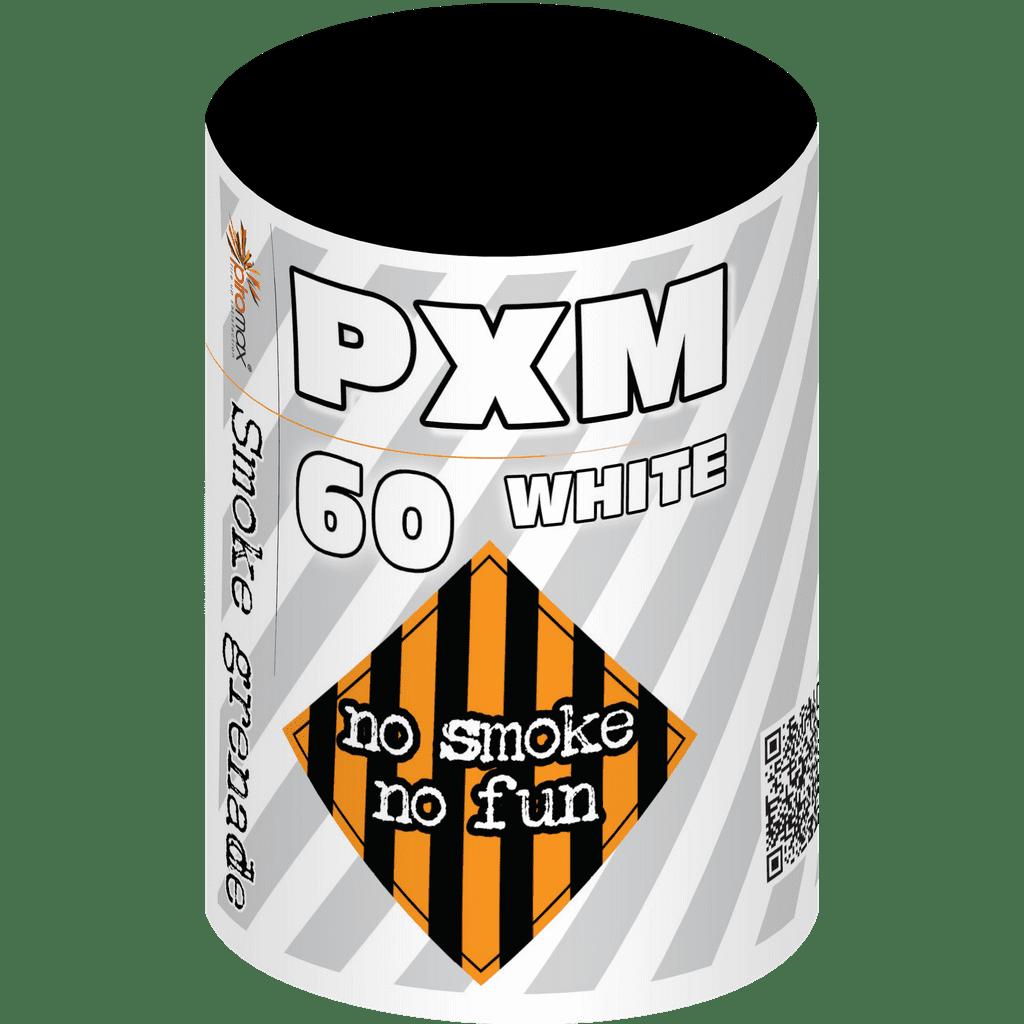 Rookpot Wit PXM60
