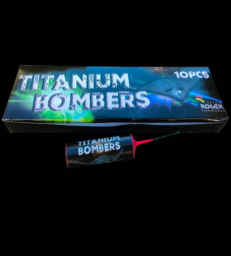 Titanium Bombers