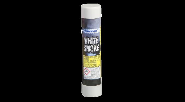 Witte Rookstaaf met Strijkkop