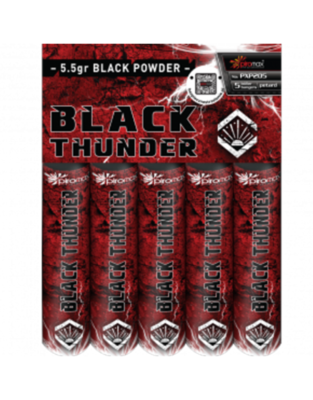 Black Thunder PXP205