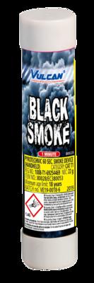 Zwarte Rookstaaf met Strijkkop