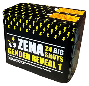 Gender Reveal 1