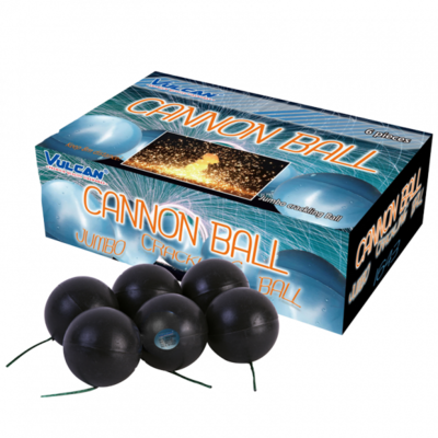 jumbo knetterbal Cannon ball