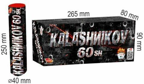 Kalashnikov 60 Shots