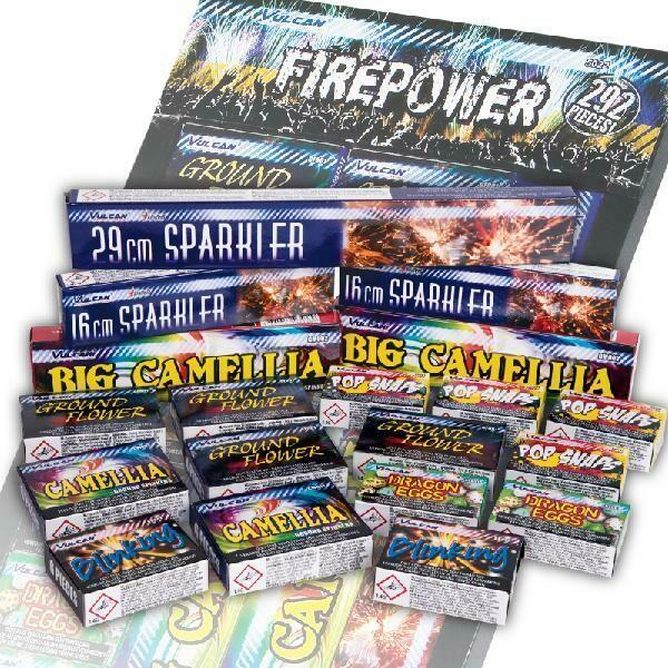 Fire Power 292 delig