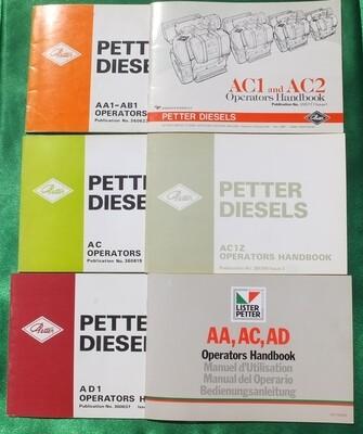 A Range Handbooks