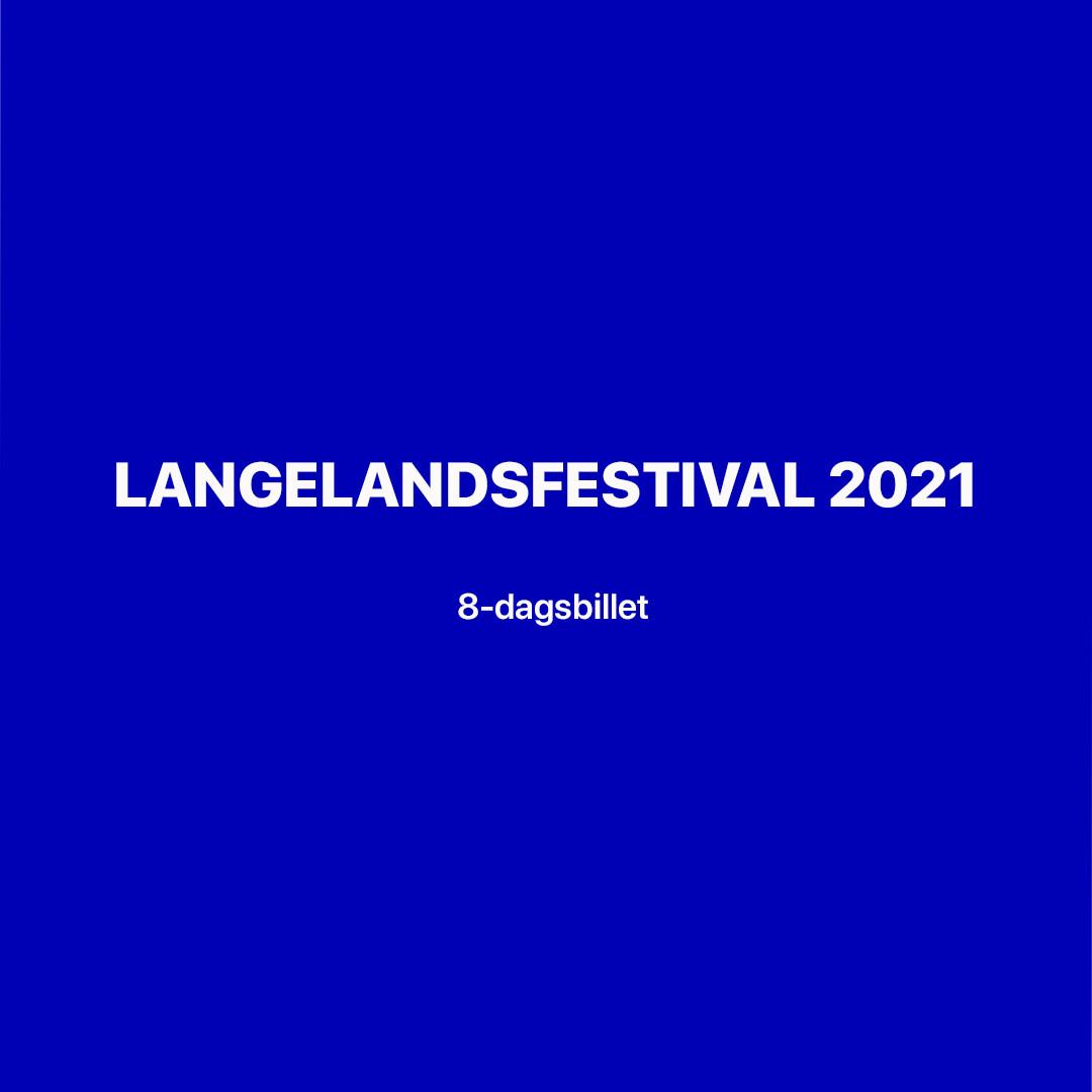 Langelandsfestival 8-dagsbillet