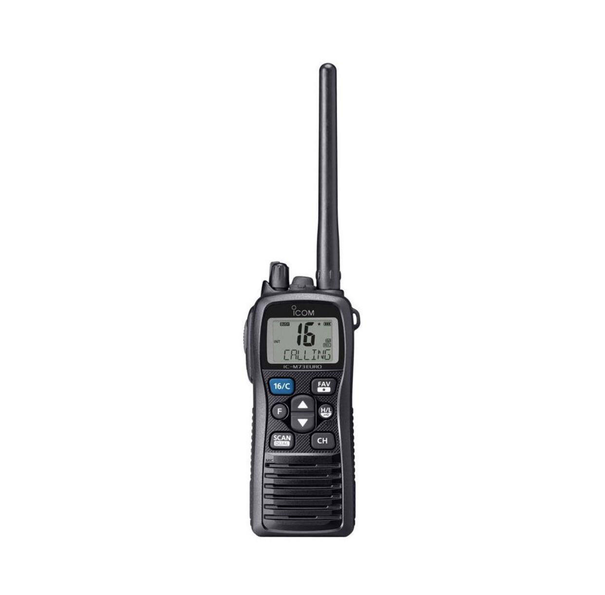 ICOM M73 PLUS Professional VHF Waterproof Handheld Radio