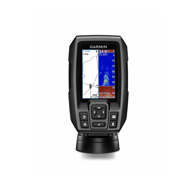 Garmin Striker 4 With Dual-Beam Transducer