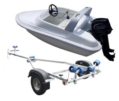Small Speedboat