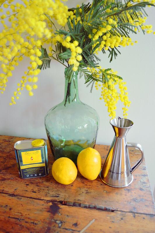 Le huilier Olio miO 100% inox - 250 ml