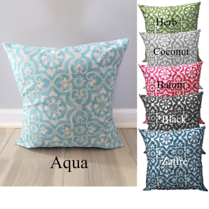 Athens Indoor Pillow Cover