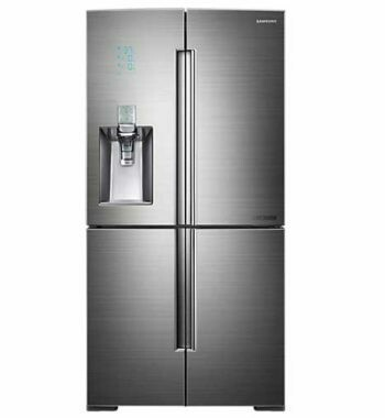 SAMSUNG 689L Stainless Steel French Door Fridge
