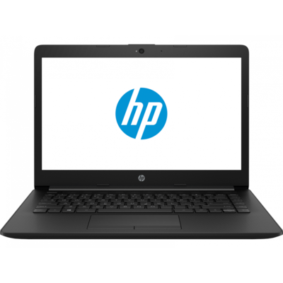 HP 14 AMD Celeron Black Notebook