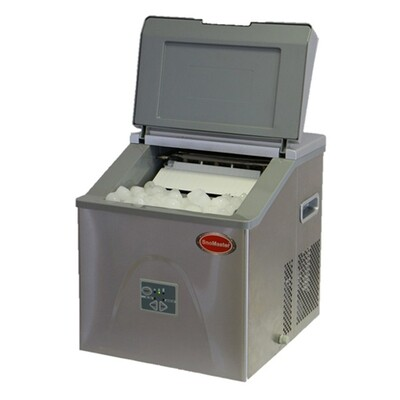 SNOMASTER ZBC20 20kg ICE MAKER (Silver)