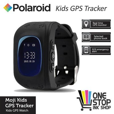 Polaroid Kids GPS Tracking watch