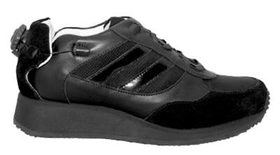 FREE - black - Smooth lining - Rolling heel
