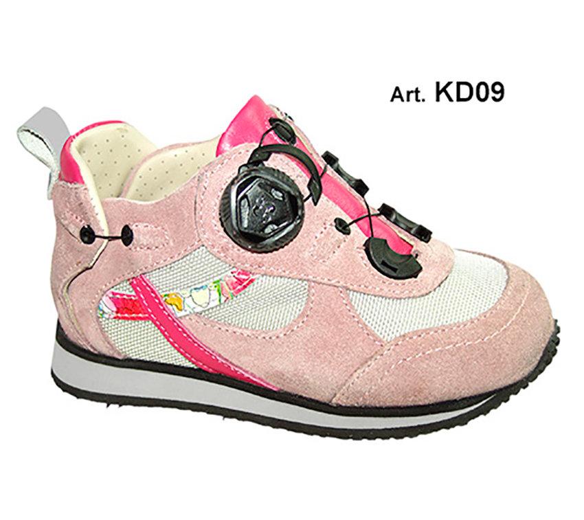 KID - fuxia/pink - Fodera FORATA - Tacco Piatto