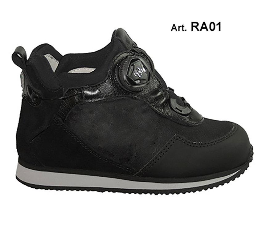 RAIN  - nylon/black