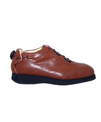 SMART - rust - Smooth lining - Rolling heel