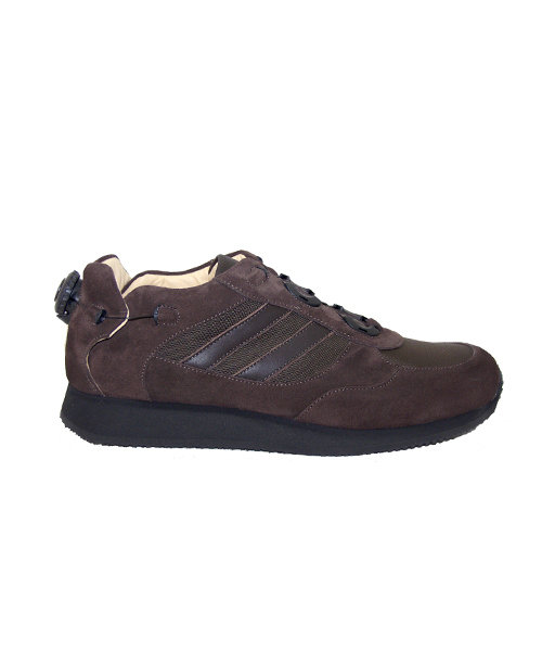 FREE - brown- Smooth lining - Rolling heel