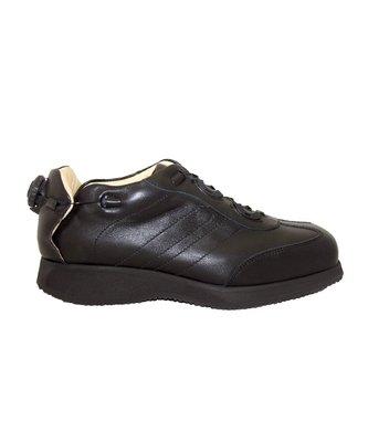SMART - Black - Smooth lining - Rolling heel