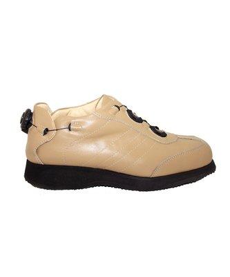 SMART - beige - Smooth lining - Rolling heel