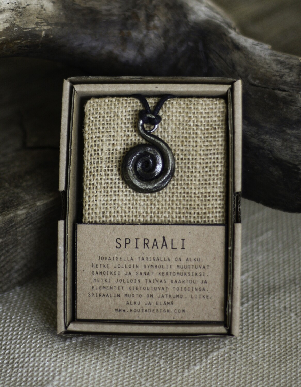 Spiraali-riipus