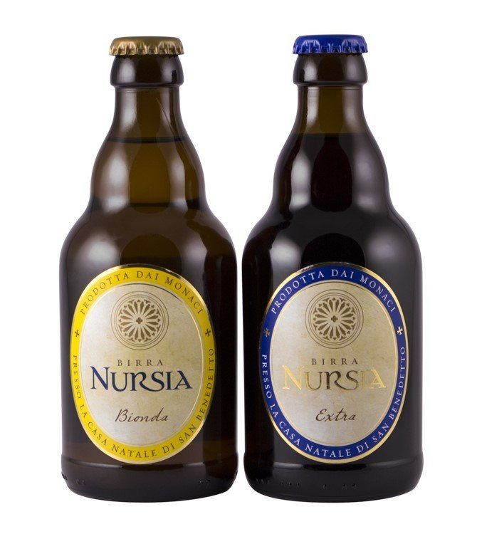 Birra Nursia - Bottiglia Lt 0,33