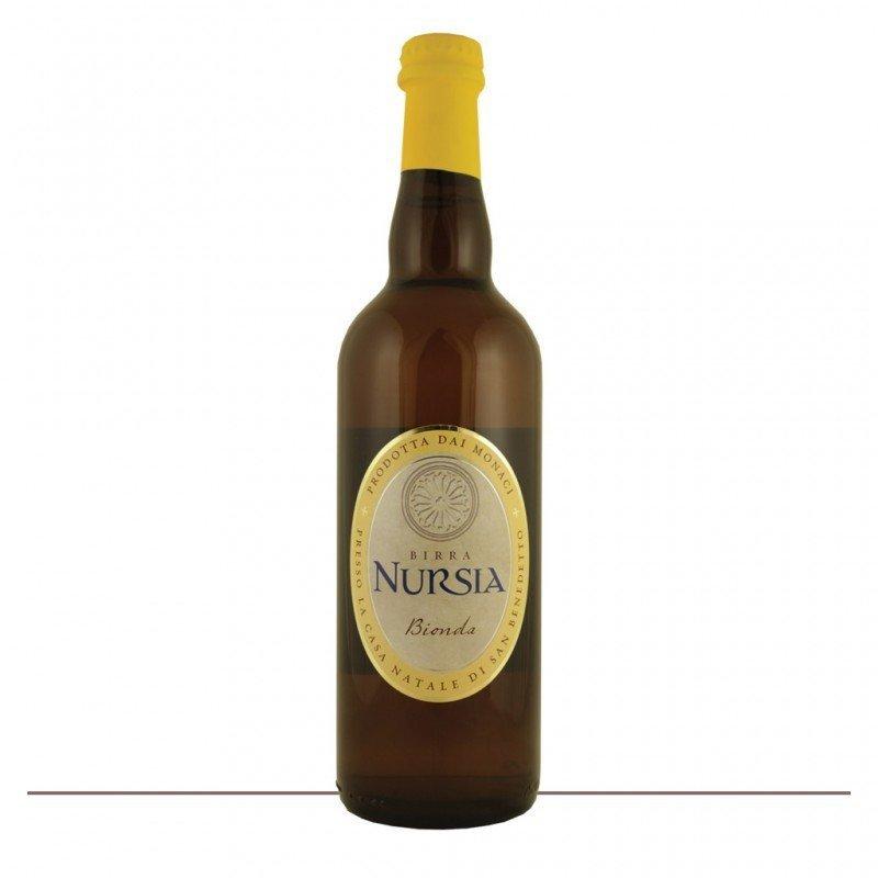 Birra Nursia - Bottiglia Lt 0,75