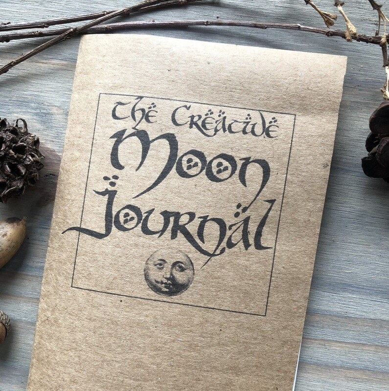 Moon Planner Pages