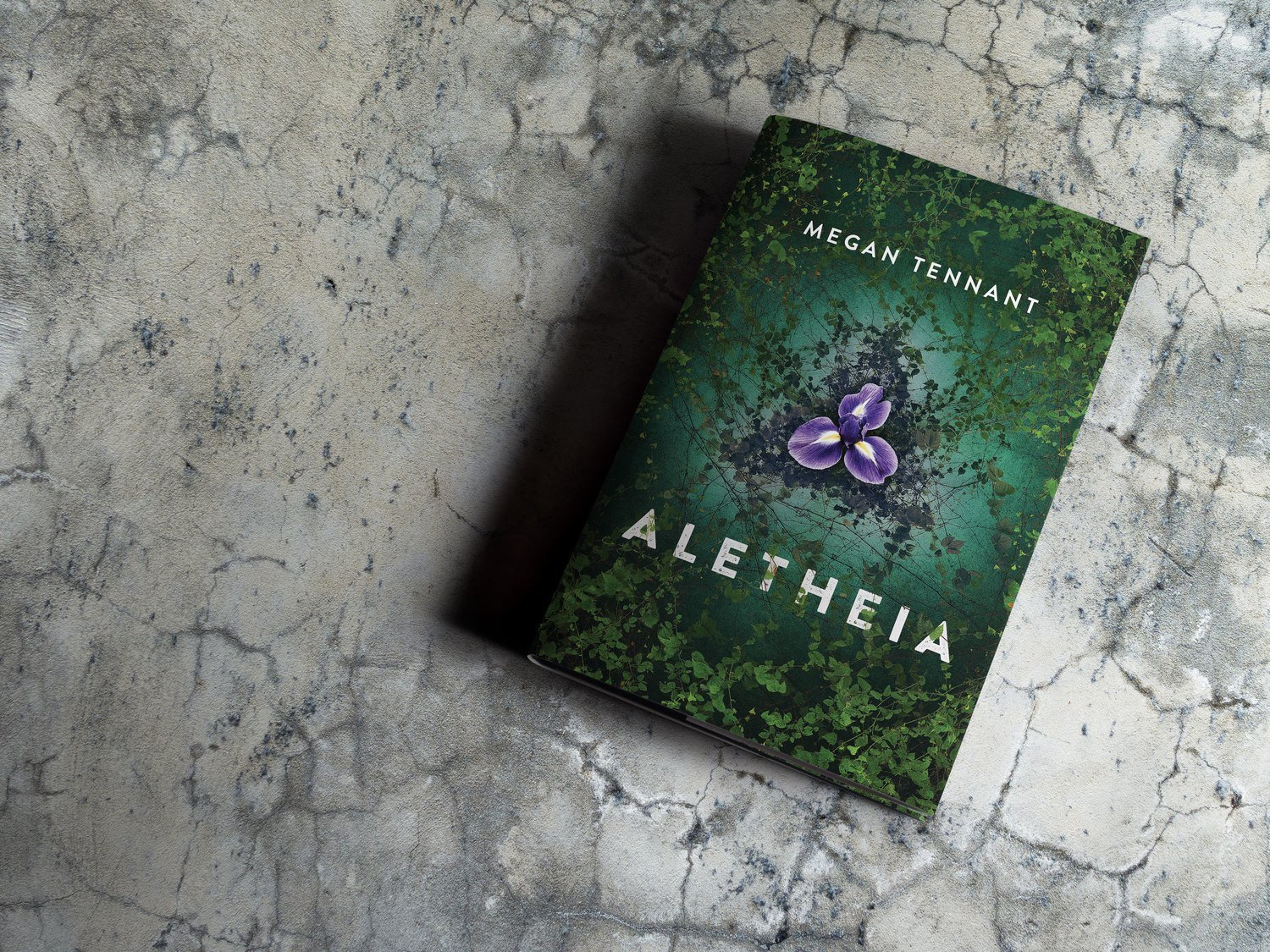 Aletheia Signed Hardcover